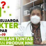 Testimoni Dokter Sembuh dari Covid-19 Konsumsi Sari Kurma Produk HNI